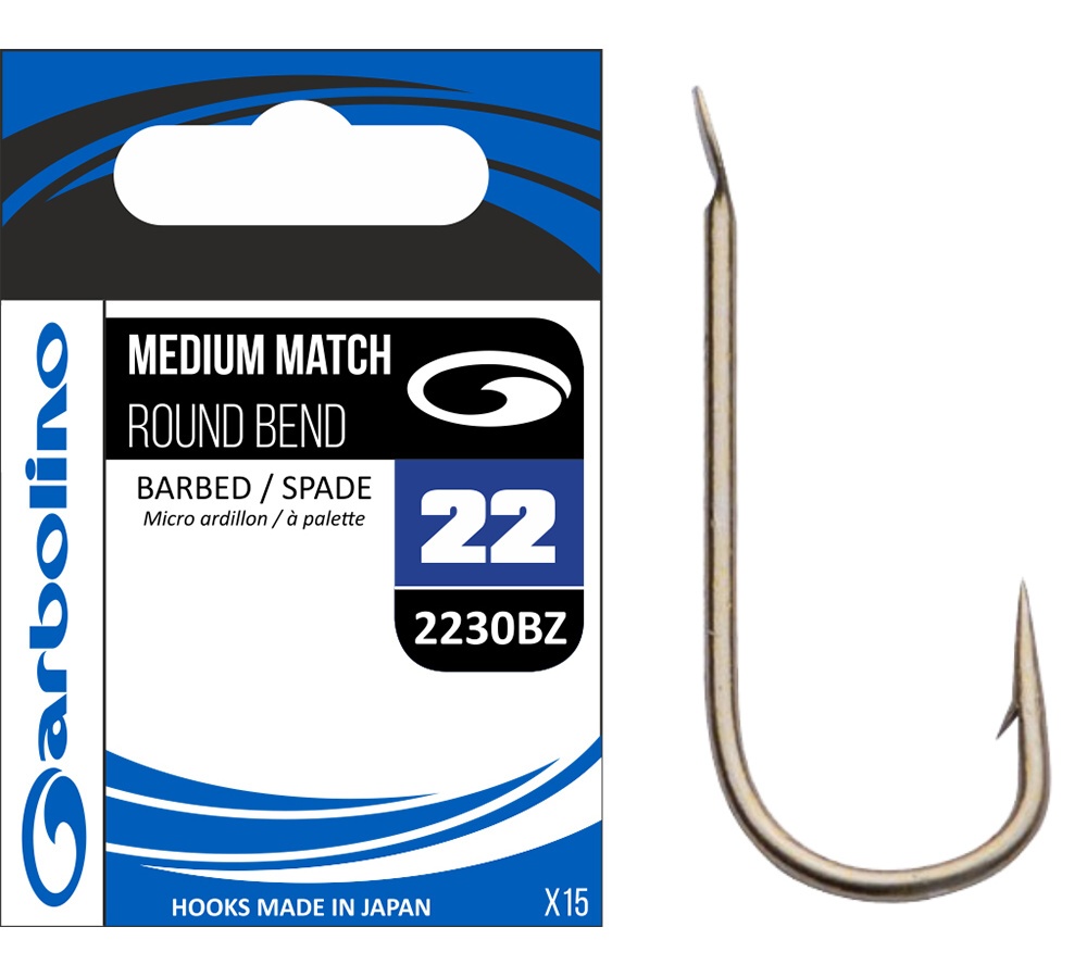 MEDIUM MATCH ROUND BEND / 2230BZ - 18 / 15 ks.